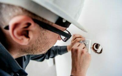 Elektrische Anlagen immer vom Fachmann überprüfen lassen!